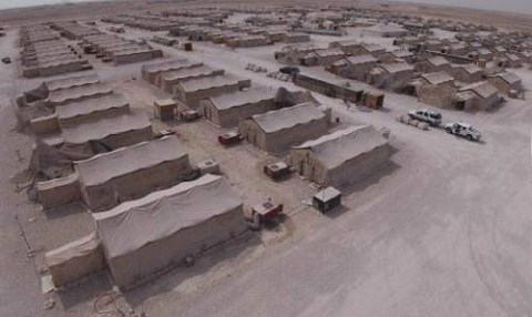 Al Udeid Air Force Base In Doha Qatar Militarybases Com