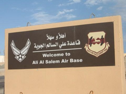 Camp Ali Al Salem