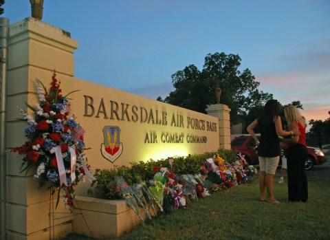 Barksdale AFB