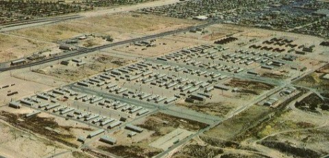 What army base is in el paso texas