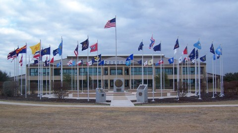 Lackland Air Force Base In San Antonio Tx Texas Military Bases