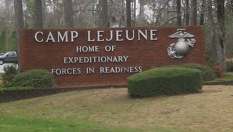 Camp Lejeune Marine Corps Base in Onslow, NC ...