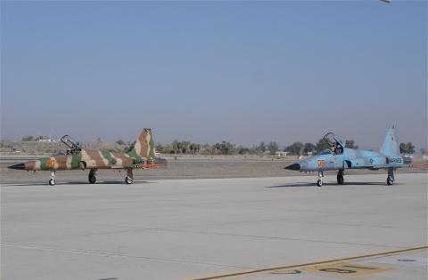 MCAS Yuma Planes
