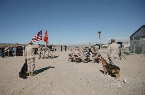 MCLB Barstow Marine Corps Base in Barstow, CA ...