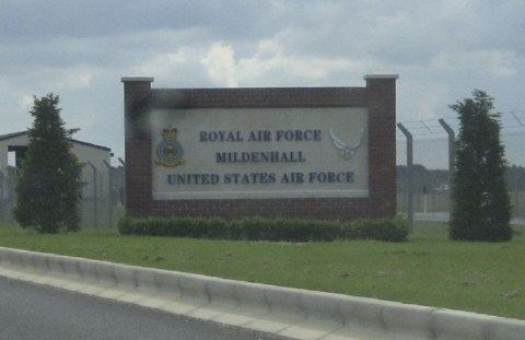 Lakenheath old boys raf mildenhall will be no more