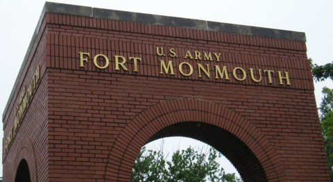 Photos Of Fort Monmouth Army Base In Monmouth Nj