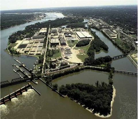 Rock Island Arsenal Access
