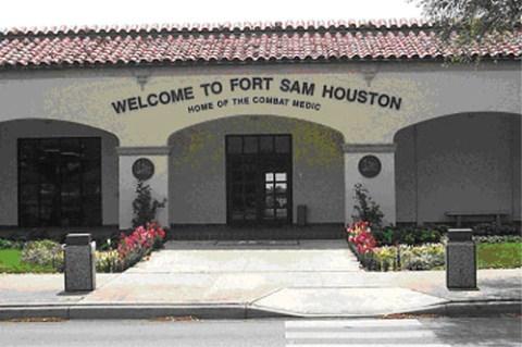 Fort Sam Houston Army Base In San Antonio Tx
