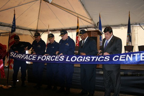 Surface Forces Logistics