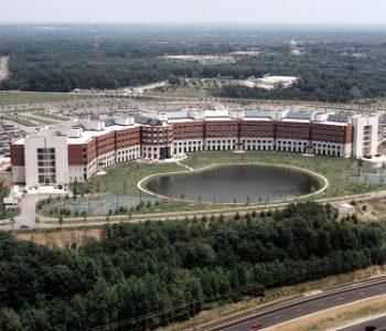 Fort Belvoir Army Base in Fairfax, VA