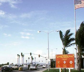 Camp Pendleton Marine Corps Base in San Diego, CA