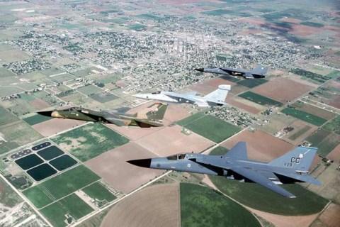 3 airmen die in Cannon Air Force Base plane crash