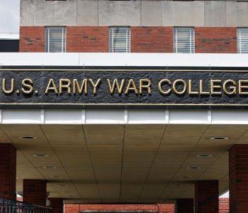 Carlisle Barracks Army Base in Carlisle, PA