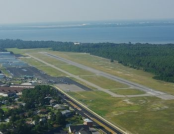 Eglin Air Force Base in Valparaiso, FL