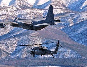 Eielson Air Force Base in North Pole, AK