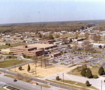Fort Eustis Army Base in Newport News, VA