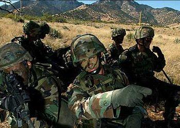 Fort Huachuca Army Base in Cochise, AZ