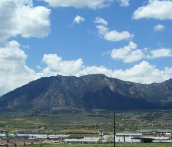Fort Carson Army Base in El Paso, CO