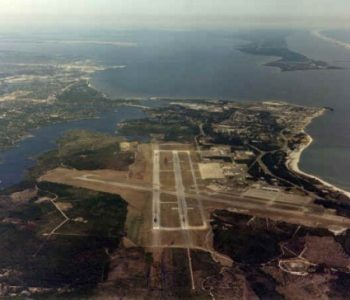 NAS Pensacola Navy Base in Pensacola, FL