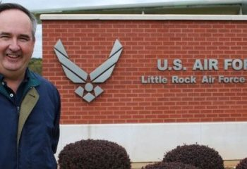 Little Rock Air Force Base in Jacksonville, AR