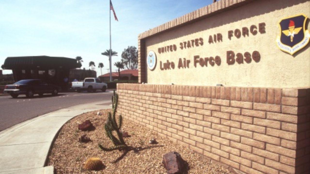 Luke Air Force Base In Glendale Arizona Militarybases Com