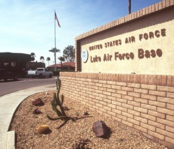 Luke Air Force Base in Glendale, AZ