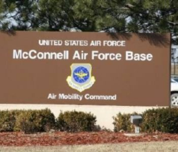 Mcconnell Air Force Base in Sedgwick, KS