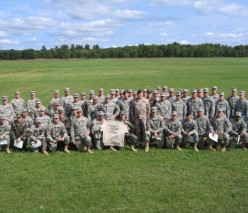 Fort Mccoy Army Base near Tomah, WI