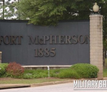 Fort Mcpherson Army Base