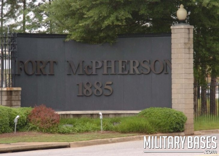 Fort mcpherson army base in east point ga militarybases fort mcpherson army base publicscrutiny Gallery