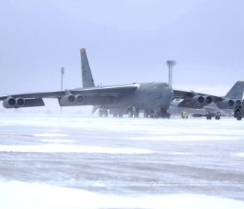 Minot Air Force Base in Ward, ND