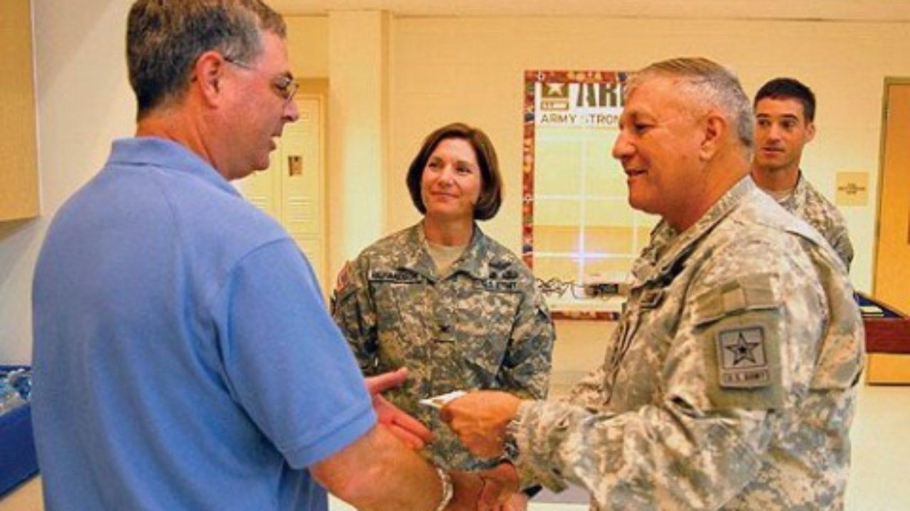 Fort Meyer Army Base in Arlington, VA   MilitaryBases com