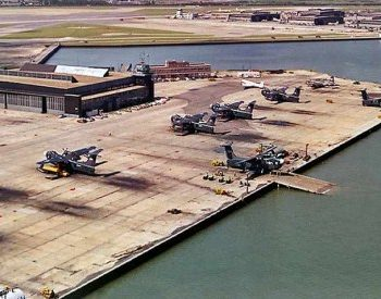 NS Norfolk Naval Base in Norfolk, VA