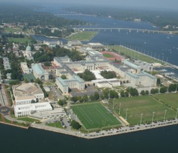 Naval Academy Navy Base in Annapolis, MD