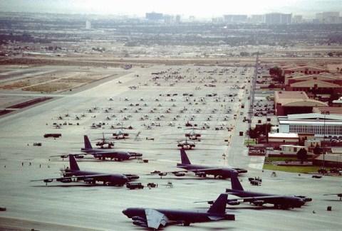 Nellis Air Force Base In Clark Nv Militarybases Com