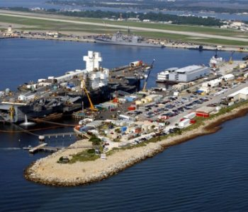 NS Mayport Navy Base in Duval, FL
