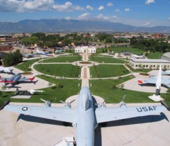 Peterson Air Force Base in Colorado Springs, CO