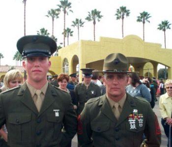 MCRD San Diego Marine Corps Base in San Diego, CA