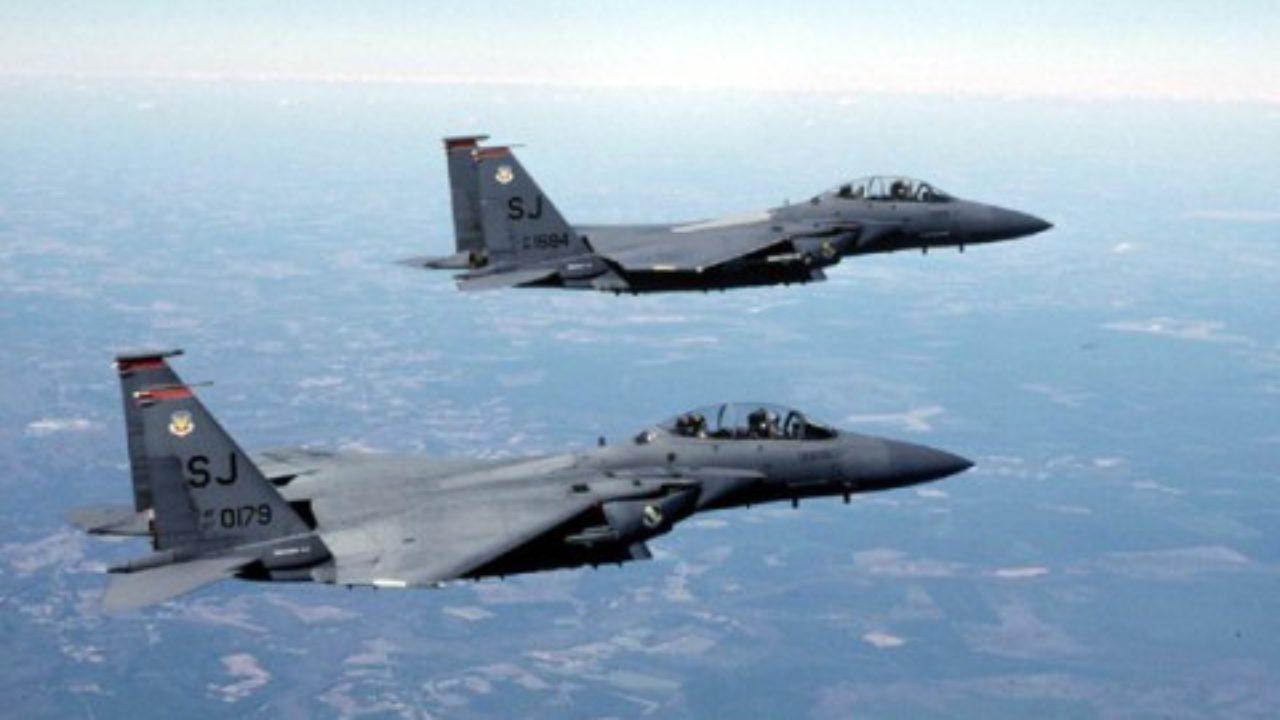 Seymour Johnson Air Force Base in Goldsboro, NC