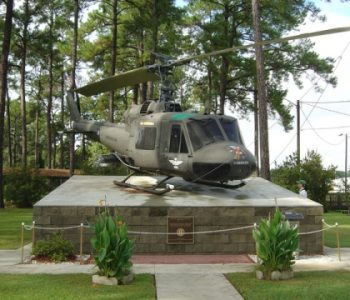 Fort Stewart Army Base in Liberty, GA