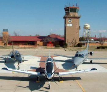 Vance Air Force Base in Enid, OK
