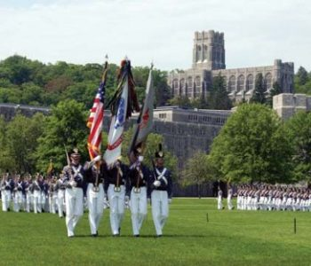 Us Military Academy Army Base in West Point, NY