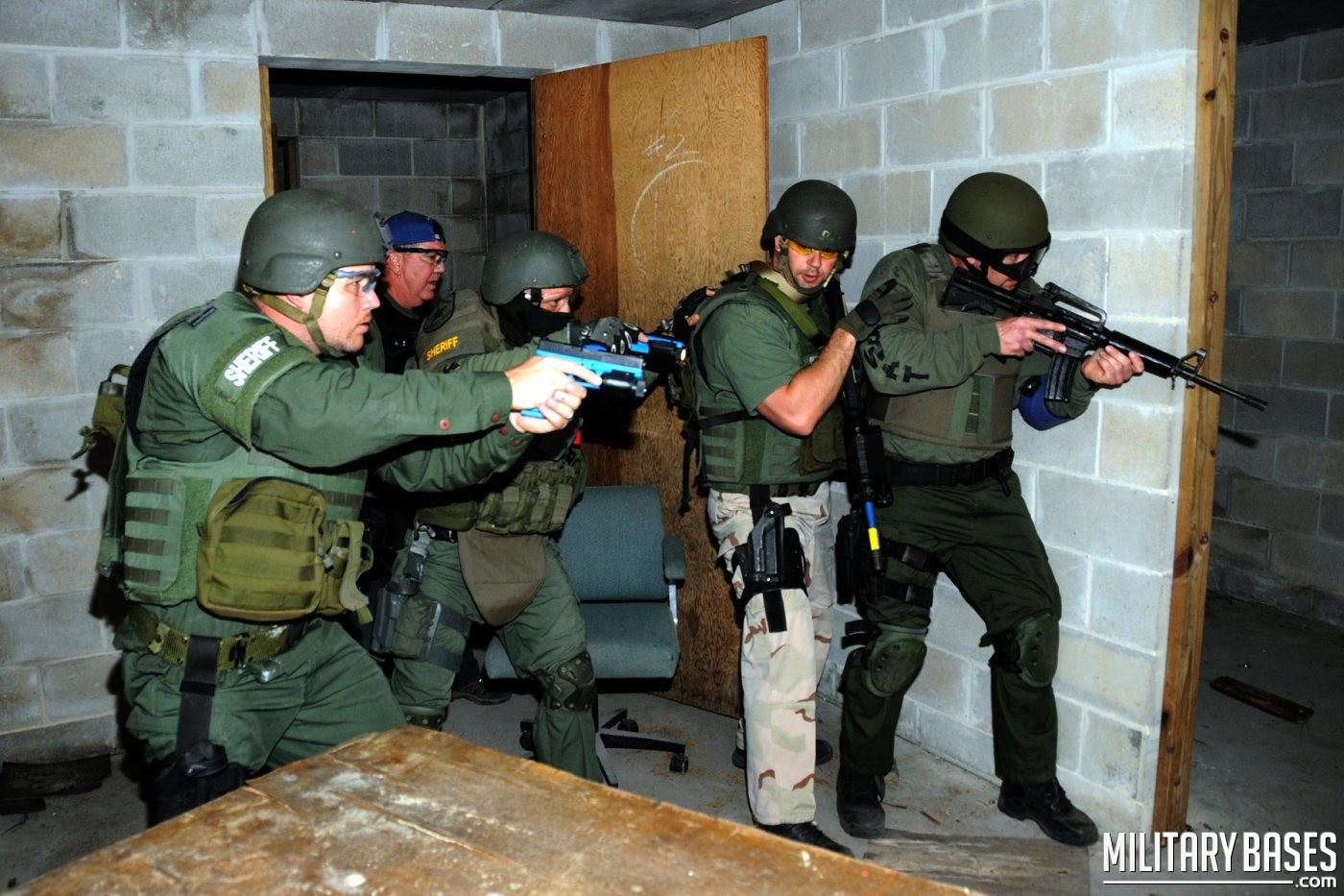 Camp Blanding Army Base In Starke Florida Militarybases Com