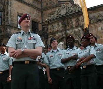 USAG Bamberg Army Base in Bamberg, Germany