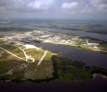 Blount Island Command Marine Corps in Jacksonville, FL