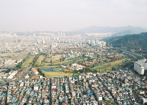 pos of usag daegu army base in daegu south korea
