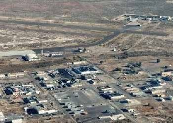 Dugway Proving Ground Army Base in Tooele County, UT