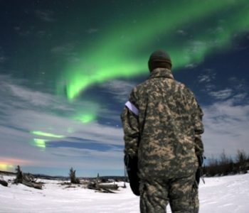 Fort Greely Army Base in Fairbanks, AK