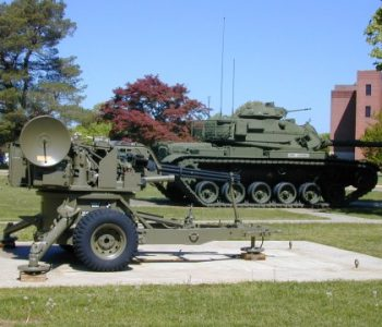 Fort Monmouth Army Base in Monmouth, NJ