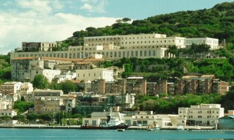 NSA Gaeta Navy Base In Gaeta Italy MilitaryBasescom US - Us military bases in italy map